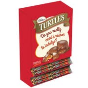 Turtles Original Nut Clusters Candy, 2.30 Ounce -- 60 per case.