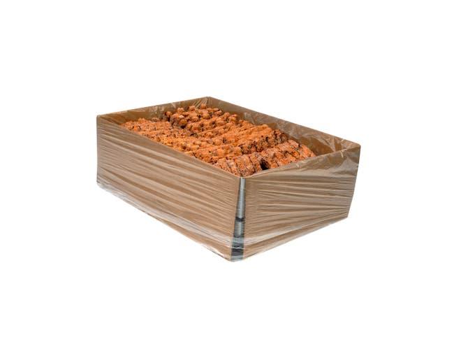 Advance Food Pork Super Rib, 2.50 Ounce -- 100 per case.