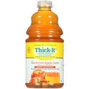 Thick It Aqua Care H20 Honey Apple Juice, 64 Fluid Ounce -- 4 per case.
