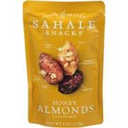 Sahale Snacks Almond Honey Glazed Mix, 4 Ounce -- 6 per case.