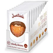 Justins Chocolate Hazelnut Almond Butter, 1.15 Ounce -- 60 per case