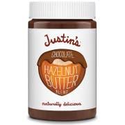 Justins Chocolate Hazelnut Almond Butter, 16 Ounce -- 6 per case