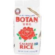 Botan Calrose Rice, 10 Pound -- 4 per case
