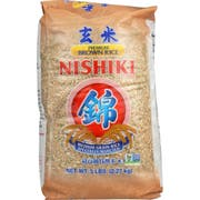 Nishiki Premium Brown Rice, 5 Pound -- 8 per case
