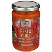 Sacla Pesto Chili Sauce, 10.23 Ounce -- 6 per case