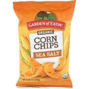Garden of Eatin Organic Sea Salt Corn Chips, 8.25 Ounce -- 12 per case