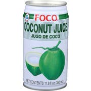 Foco Coconut Juice, 11.8 Ounce -- 24 per case