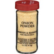 Morton and Bassett Onion Powder, 2.3 Ounce -- 3 per case