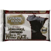 Gourmet House Minnesota Cultivated Wild Rice, 16 Ounce -- 6 per case