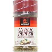 Lawrys Garlic Pepper, 2.6 Ounce -- 12 per case