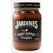 Jardines Ghost Pepper Pumpkin Salsa, 16 Ounce -- 6 per case