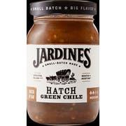 Jardines Medium Hatch Green Chile Salsa, 16 Ounce -- 6 per case