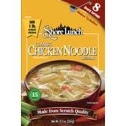 Shore Lunch Classic Chicken Noodle Soup Mix, 9.2 Ounce -- 6 per case