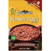 Shore Lunch Homestyle Chili with Beans Soup Mix, 10.6 Ounce -- 6 per case