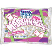 Paskesz Mini White Marshmallow, 8 Ounce -- 12 per case