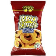 Paskesz BBQ Large Onion Rings, 2.3 Ounce -- 12 per case