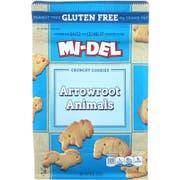 Mi Del Arrowroot Animals Crunchy Cookie, 8 Ounce -- 8 per case