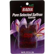 Badia Spanish Saffron, 0.4 Gram -- 12 per case