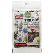 Badia Trilogy Health Seed - Cello Pack, 1.5 Ounce -- 12 per case
