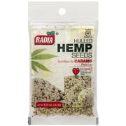Badia Hulled Hemp Seed - Cello Pack, 1.25 Ounce -- 12 per case