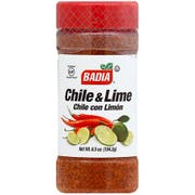 Badia Chile and Lime Seasoning, 6.5 Ounce -- 6 per case
