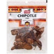 Badia Chipotle Chili Pods, 3 Ounce -- 12 per case