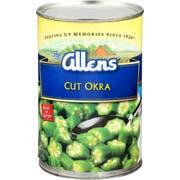 Allens Cut Okra, 14.5 Ounce -- 12 per case
