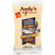 Andys Yellow Fish Breading, 10 Ounce -- 6 per case
