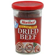Hormel Sliced Dried Beef, 2.5 Ounce -- 12 per case