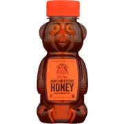 Nature Nate's 100 Percent Pure Raw and Unfiltered Honey, 12 Ounce Bottle -- 6 per case