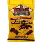Louisiana Crawfish Crab and Shrimp Boil, 5 Ounce -- 24 per case