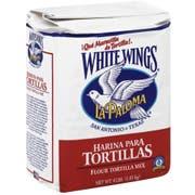 White Wings Tortilla Mix, 4 Pound -- 6 per case