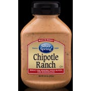 Silver Springs Chipotle Ranch Sauce, 9 Ounce -- 9 per case