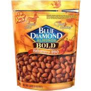 Blue Diamond Bold Habanero BBQ Almond, 16 Ounce -- 6 per case