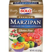 Solo Marzipan Paste, 8 Ounce -- 6 per case