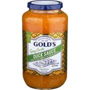 Golds Spicy Garlic Duck Sauce, 40 Ounce -- 12 per case