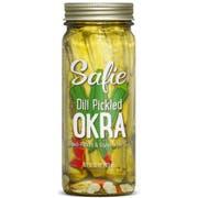 Safie Dill Pickled Okra, 16 Ounce -- 6 per case
