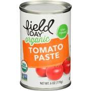 Field Day Organic Tomato Paste, 6 Ounce -- 24 per case
