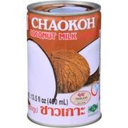 Chaokoh Coconut Milk, 13.5 Ounce -- 24 per case
