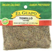 EL Guapo Thyme, 0.5 Ounce -- 18 per case