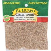 EL Guapo Natural Sesame Seed, 2 Ounce -- 18 per case