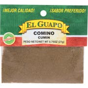 EL Guapo Ground Cumin, 0.75 Ounce -- 12 per case