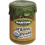 Mantova Organic Pesto Genovese, 4.6 Ounce -- 12 per case