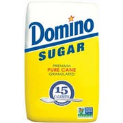 Domino Granulated Sugar, 16 Ounce Canister -- 12 per case