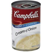 Campbells Cream of Onion Soup, 10.75 Ounce -- 12 per case