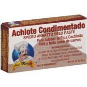 Chef Merito Achiote Seasoning Paste, 3.5 Ounce -- 12 per case