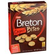 Dare Breton Original Mini Cracker, 8 Ounce -- 12 per case
