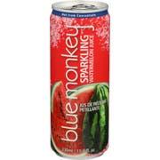 Blue Monkey Watermelon Sparkling Juice, 11.2 Fluid Ounce -- 12 per case