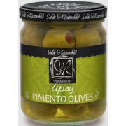 Sable and Rosenfeld Vermouth Tipsy Olives, 10.6 Ounce -- 6 per case