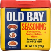 Old Bay Seasoning for Seafood, 6 Ounce Can -- 8 per case